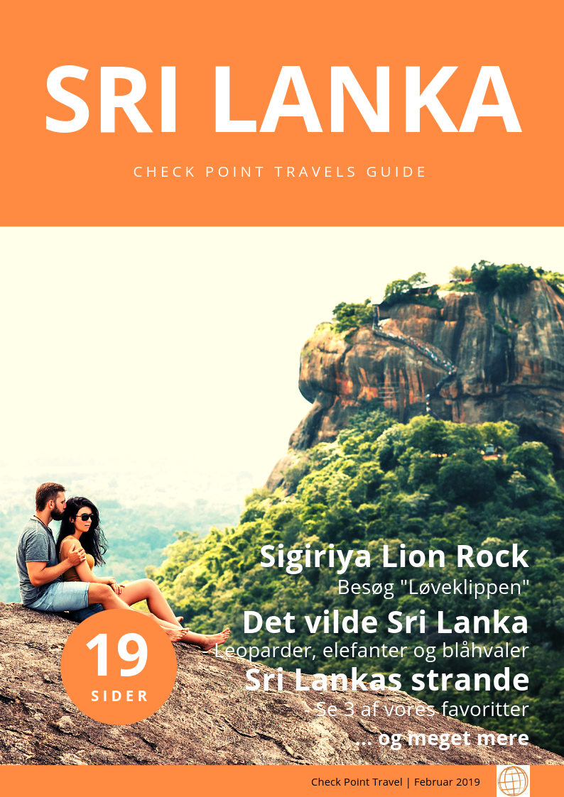 Sri Lanka E-bog